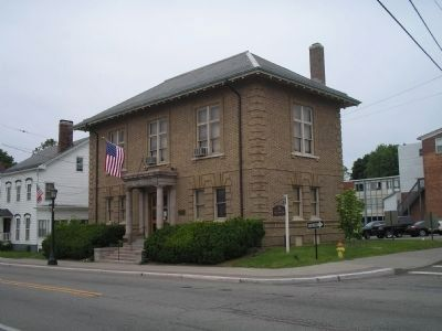 Headquarters of the Sussex County Historical Society image. Click for full size.