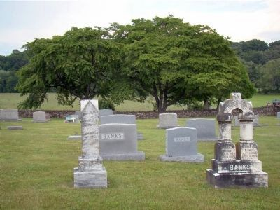 Hebron Cemetery image. Click for full size.