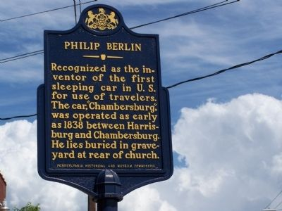 Philip Berlin Marker image. Click for full size.