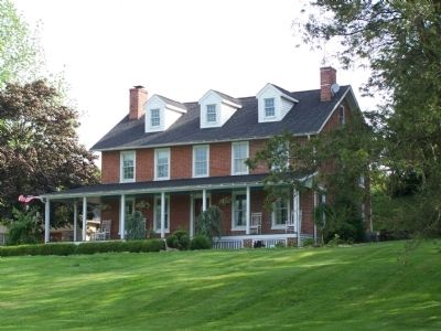 A home in the Hopewell Historic District image. Click for full size.
