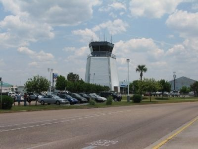 Panama City Airport Control Tower image. Click for full size.