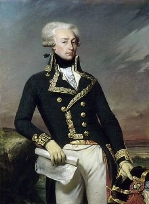 General Marquis de Lafayette image. Click for full size.