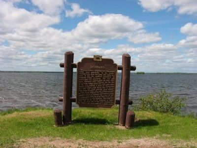 Shawano Marker image. Click for full size.