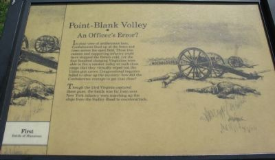 Point-Blank Volley Marker image. Click for full size.