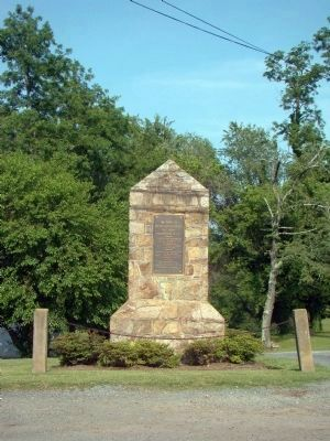 The Town of Washington, Virginia, Marker image. Click for full size.