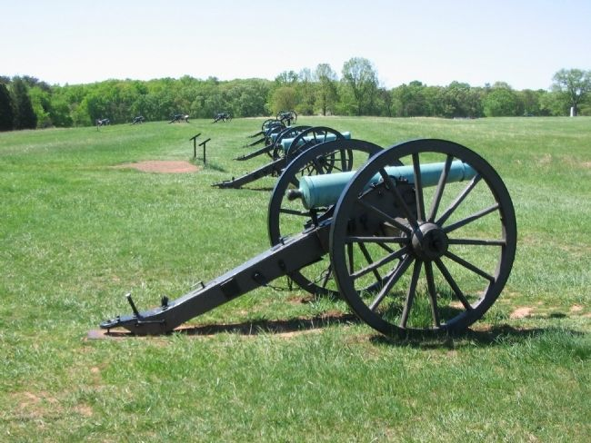 Six Pounder Field Guns image. Click for full size.