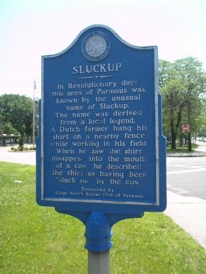 Sluckup Marker image. Click for full size.