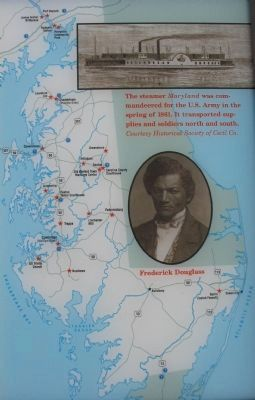 Eastern Shore Trails Map image. Click for full size.
