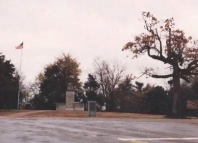 Brices Cross Roads (Tishimingo Creek) National Battlefield Site image. Click for full size.