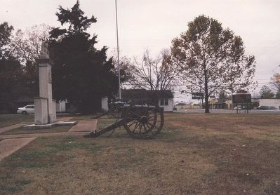 Tupelo National Battlefield image. Click for full size.