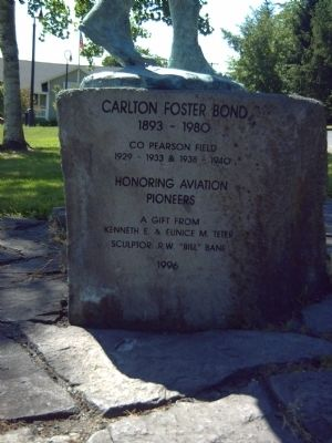 Carlton Foster Bond Marker image. Click for full size.