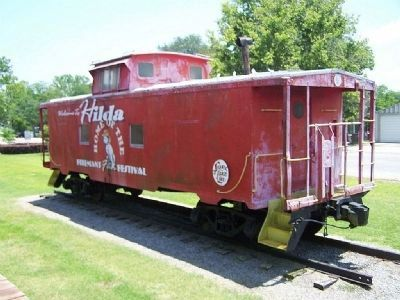 Hilda Caboose image. Click for full size.