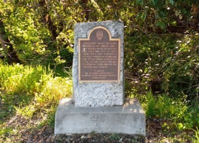 Bridgeport Bridge Marker image. Click for full size.