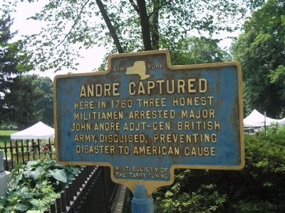 Andre Captured Marker image. Click for full size.