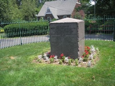 Site of the Execution<br>of Maj. John André image. Click for full size.