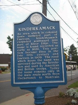 Kinderkamack Marker image. Click for full size.