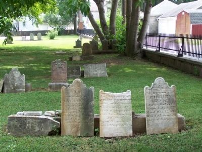 Reformed Cemetery image. Click for full size.