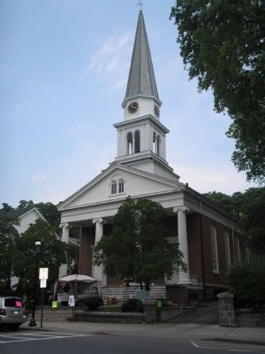 Second Reformed Church image. Click for full size.