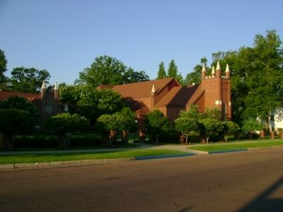 St. Pauls Episcopal Church Buildings image. Click for full size.