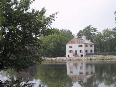 Philipsburg Manor Site image. Click for full size.