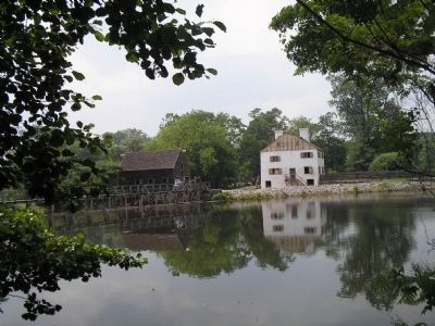 Philipsburg Manor image. Click for full size.