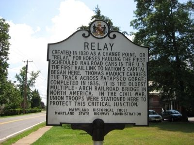 Relay Marker image. Click for full size.