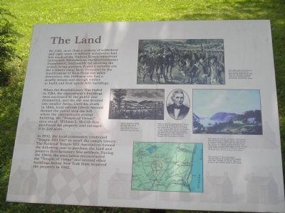 The Land Marker image. Click for full size.
