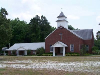 Mt. Pleasant Church image. Click for full size.