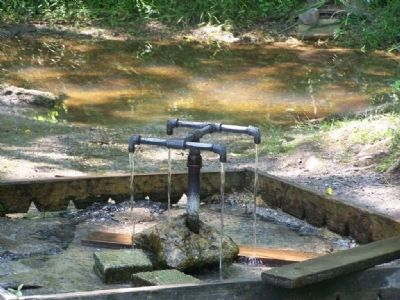 God's Acre Healing Springs today image. Click for full size.