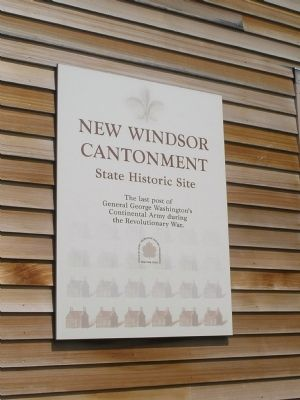 New Windsor Cantonment State Historic Site image. Click for full size.