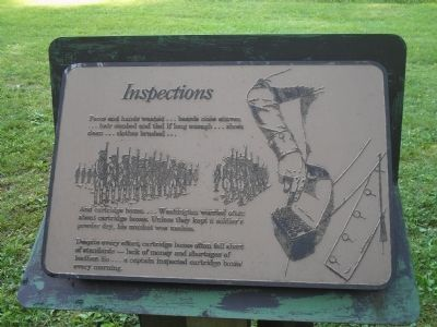 Inspections Marker image. Click for full size.