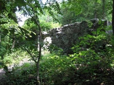 Mill Ruins image. Click for full size.