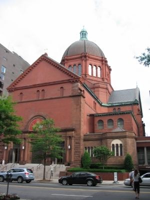 The Cathedral of St. Matthew the Apostle image. Click for full size.