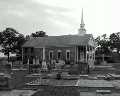 Lebanon Church & Cemetery image. Click for full size.