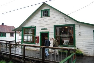 Store at North Pacific Cannery image. Click for full size.