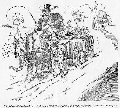 A Prohibition Cartoon by Stewart image. Click for full size.