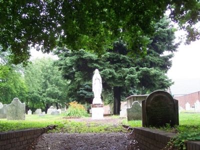 St. Mary's Cemetery image. Click for full size.