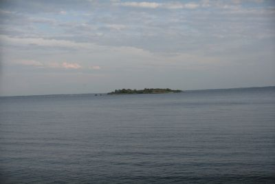 Saint Clement's Island image. Click for full size.
