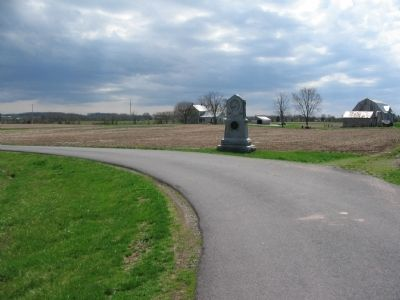 1st Regt. MD Cav Monument image. Click for full size.