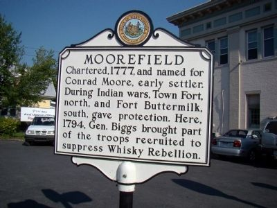 Moorefield Marker image. Click for full size.