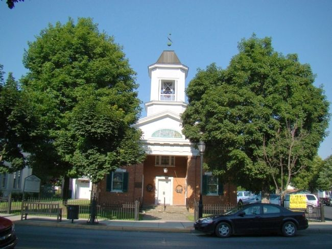 Moorefield Presbyterian Church image. Click for full size.