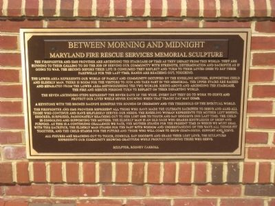 Between Morning and Midnight Marker image. Click for full size.