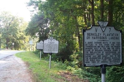 Westover Marker image. Click for full size.