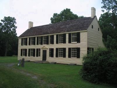 Philip Schuyler House image. Click for full size.