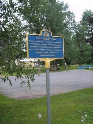 Marker in Fort Hardy Park image. Click for full size.