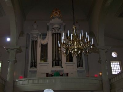 Christ Church Organ image. Click for full size.