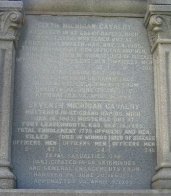 Right Face of Monument image. Click for full size.