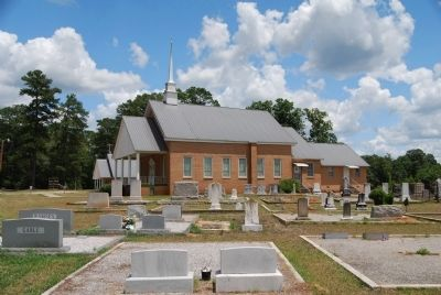 Bethany Church and Cemetery image. Click for full size.