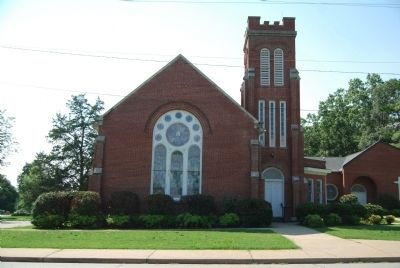 Good Hope Presbyterian Church -<br>Front (East) Side image. Click for full size.