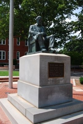 Thomas Green Clemson Statue image. Click for full size.